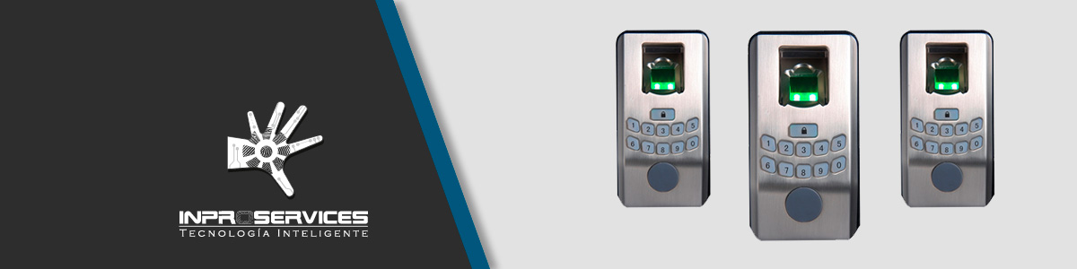 Control de Acceso Biométrico HL100