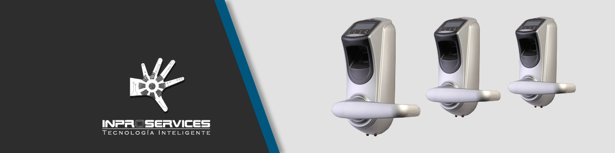 Cerradura Biométrica L7000