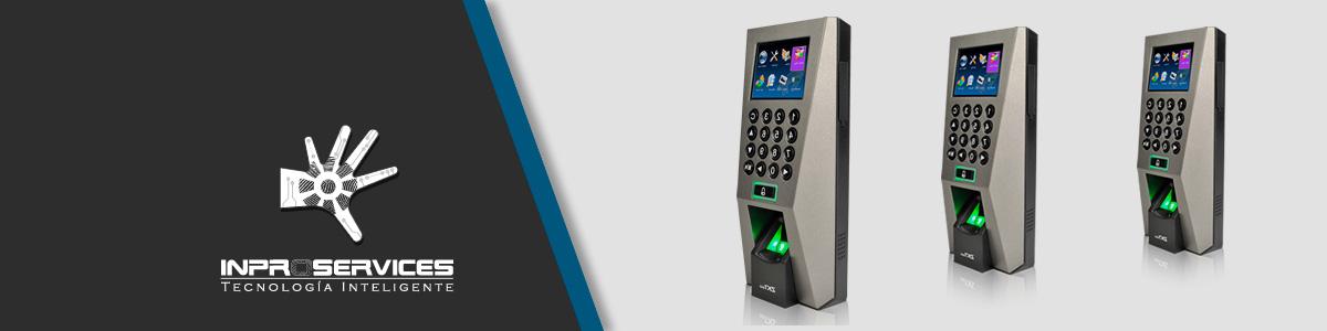 Lector Biométrico de Huella Digital F18