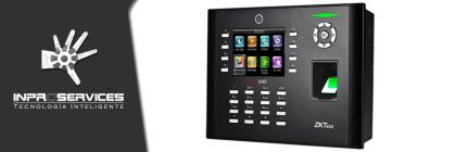 Control de acceso biometrico iclock680