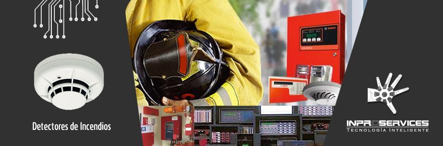 Detección de Incendios