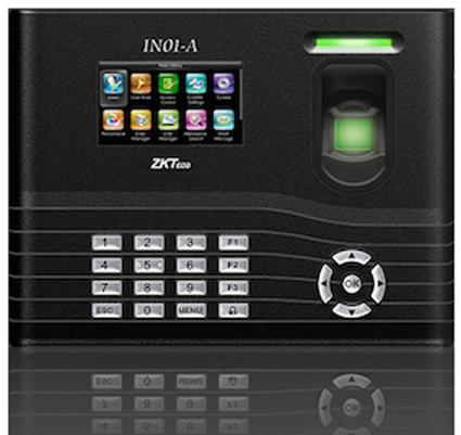 Reloj biometrico IN01-A-Biometricos Bogota