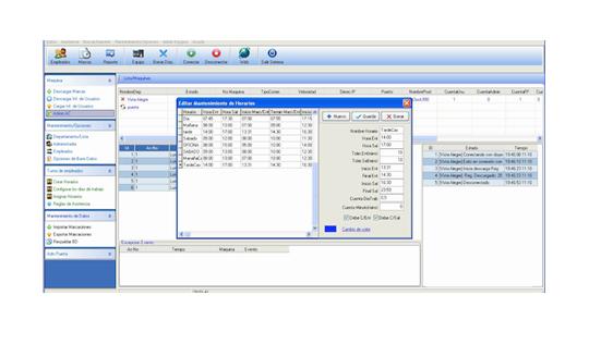 Software de Tiempo y Asistencia Zkteco Colombia