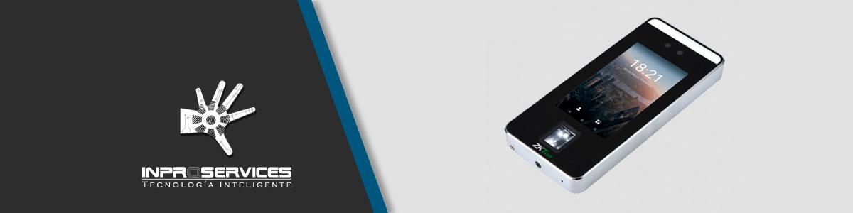 SpeedFace-V5L [TD] Control de Acceso Fiebre